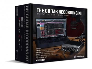 The Guitar Recording Kit