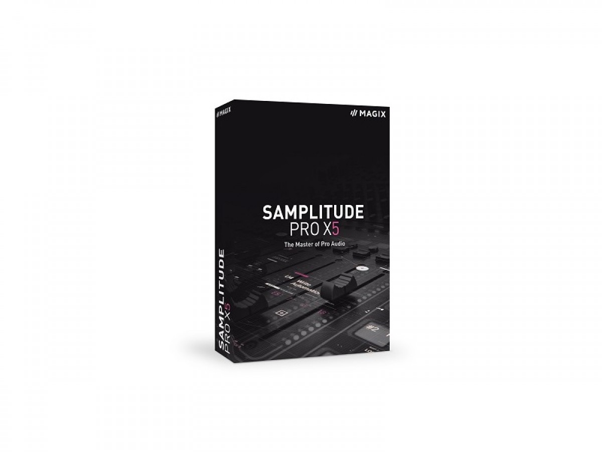 Samplitude Pro X5 Upgrade